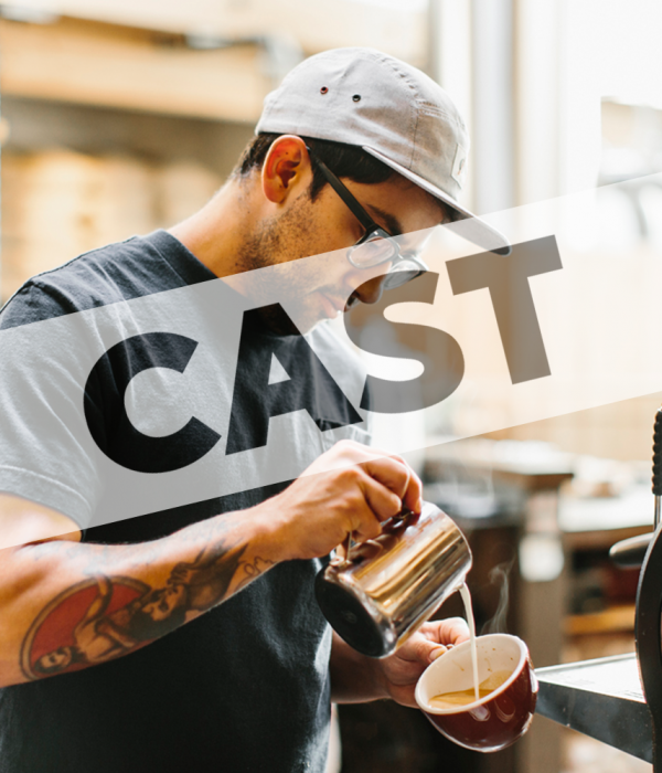 Barista needed for a Feature, Extra